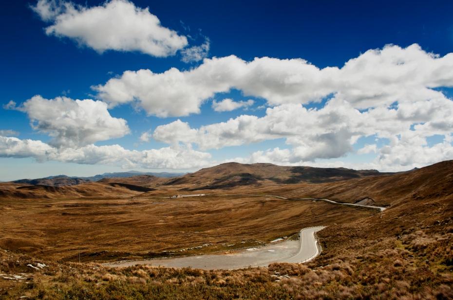 6 Desde la primera escalada hacia Cajamarca